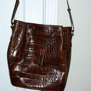 Brahmin Small Drawstring bag